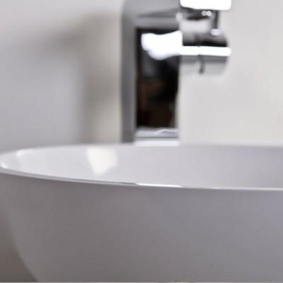 Lavabo Freesia en Solid Surface