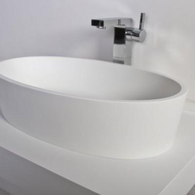 Lavabo Yarrow en Solid Surface
