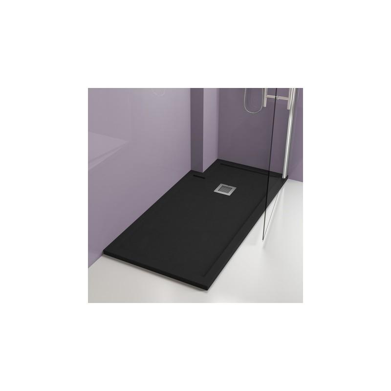 receveur de douche extra plat border. Black Bedroom Furniture Sets. Home Design Ideas