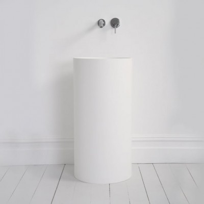 Lavabo Blush en Solid Surface