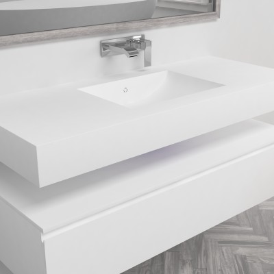 Vasque en Corian® Refresh