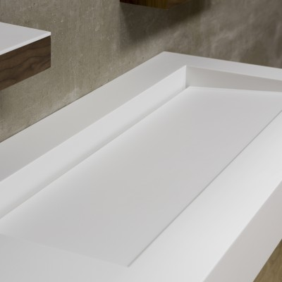 Vasque en Corian® Georgia