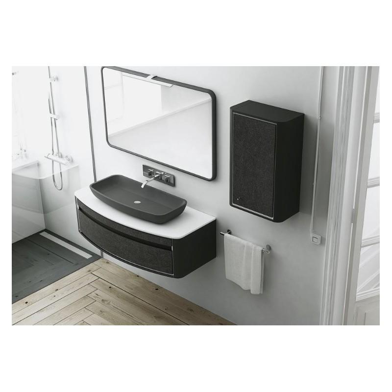Vasque poser fiora omicron lavabo salle de bains for Fiora salle de bain
