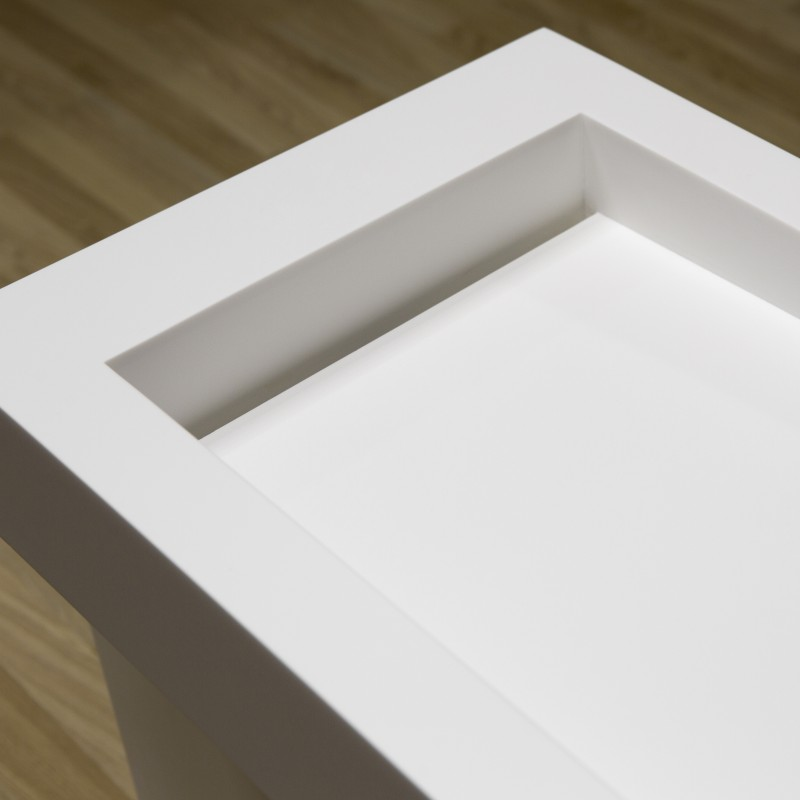 vasque en corian canada lavabo design solid surface. Black Bedroom Furniture Sets. Home Design Ideas