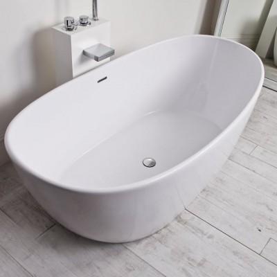 Bathtub Avignon in Solid Surface