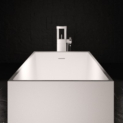 Bathtub Solid Surface Firenze