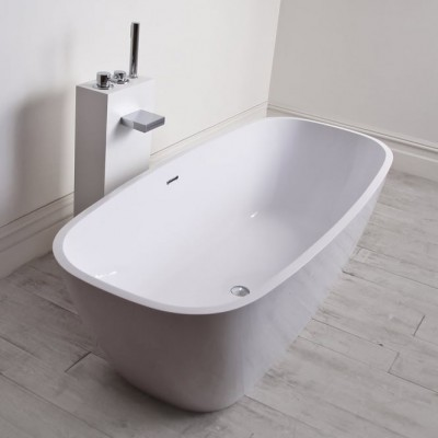Bathtub Corsica in Solid Surface