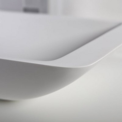 Sink Cosmos in Solid Surface