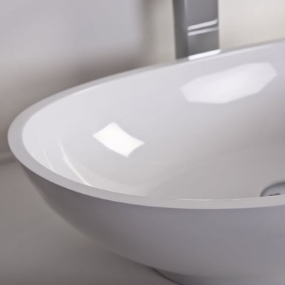 Sink Dietes in Solid Surface