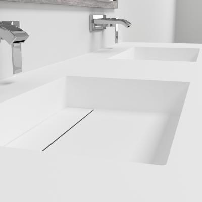 Double Sink Corian® Texas