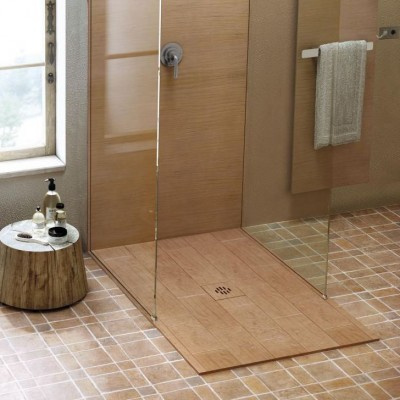 Shower Tray Fiora Silex Rustica