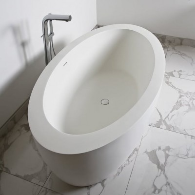 Bathtub Hannover in Solid Surface