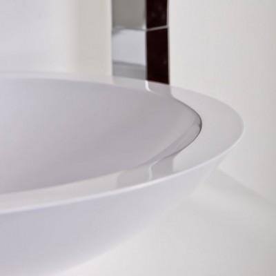 Sink Lobelia in Solid Surface