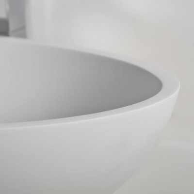 Sink Toulouse in Solid Surface
