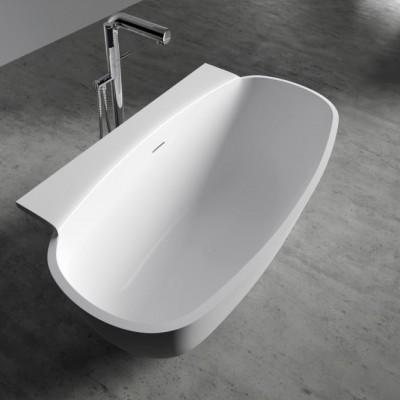 Bathtub Wall in Solid Surface