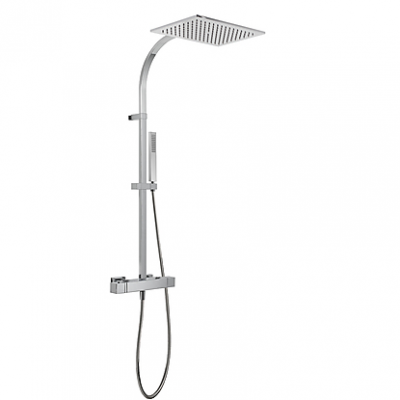 Wall thermostatic shower mixer TRES