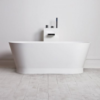 Bathtub Amiens in Solid Surface