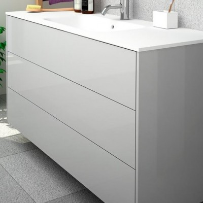 Plain cabinet 3 drawers