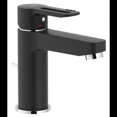 Washbasin Mixer New Road Black from Nobili