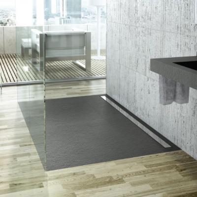 Shower tray Elax cuttable in Fiora