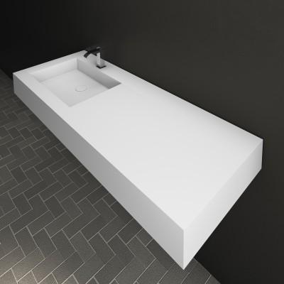Sink Corian® Square