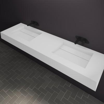 Double Sink Corian® Alabama