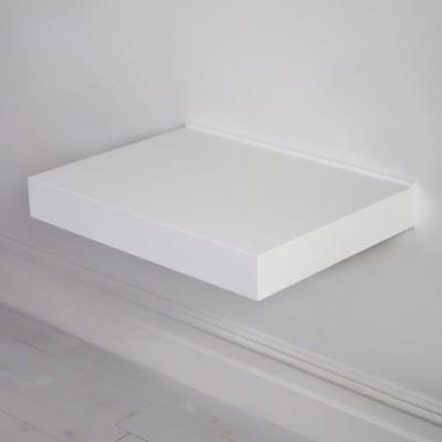 Shelf made of DuPont™ Corian®