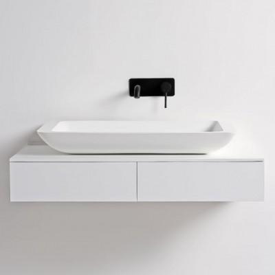 Sink Gaura in Solid Surface