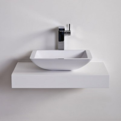Sink Iris in Solid Surface