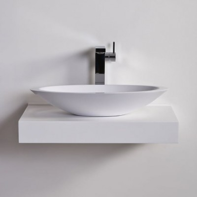 Sink Lantana in Solid Surface