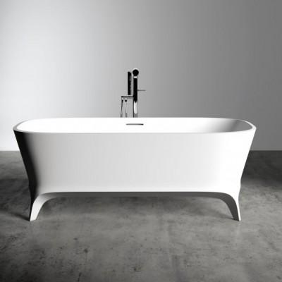 Bathtub Lofty in Solid Surface