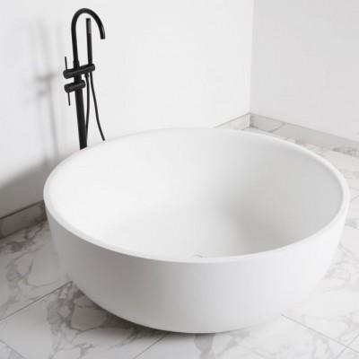 Bathtub Lyon in Solid Surface
