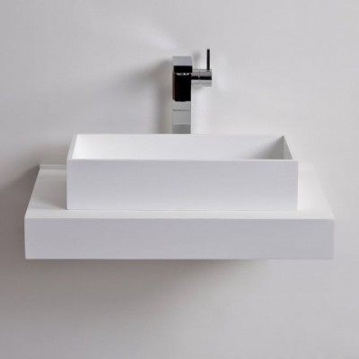 Sink Maltese in Solid Surface