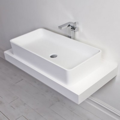 Sink Monaco in Solid Surface