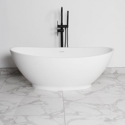 Bathtub Annecy in Solid Surface