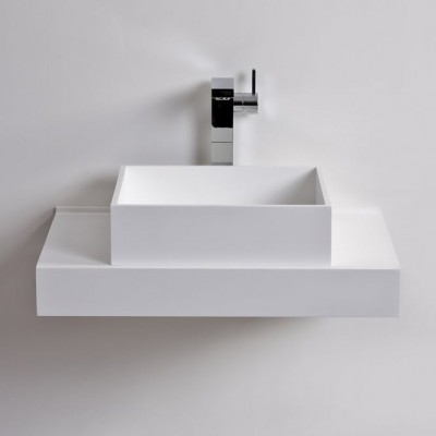 Sink Nerine in Solid Surface