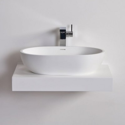 Sink Nevers in Solid Surface