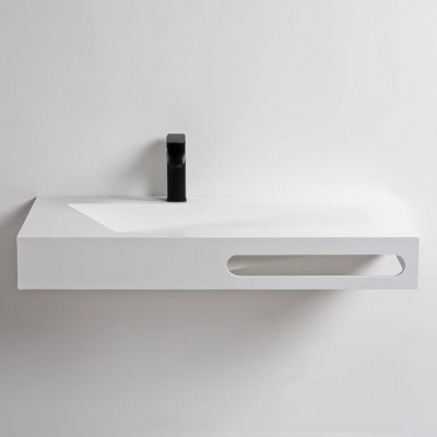 Sink Quince in Solid Surface