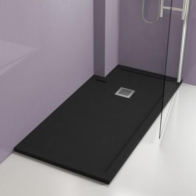 Extra Flat Shower Tray Border Cut
