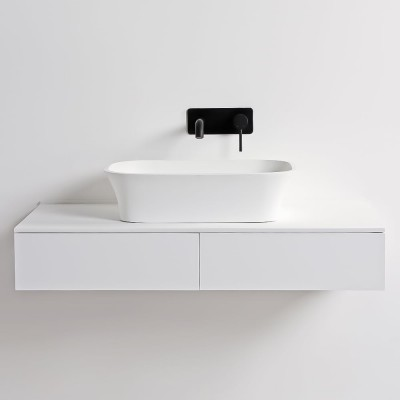 Sink Silene in Solid Surface