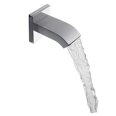 Spout Cascade for bathtub Tres
