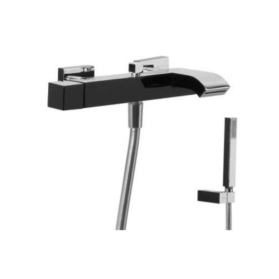 Bath Tap Cascade with Shower Mixer Tres