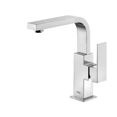 Kitchen Tap Tres Chrome
