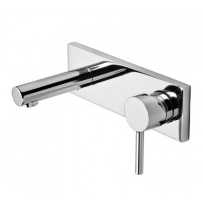Wall-mounted Tap Tres with short spout