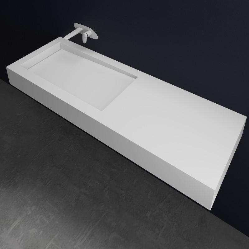 Sink corian canada solid surface bowl - Encimera corian ...