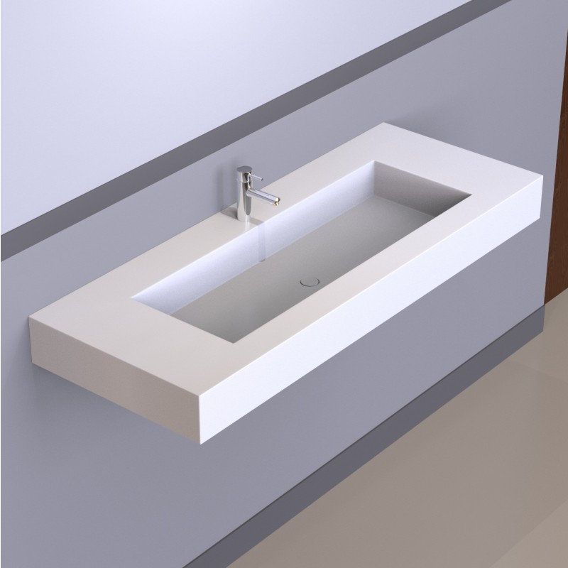 Sink Corian - Indiana - Solid Surface Bowl