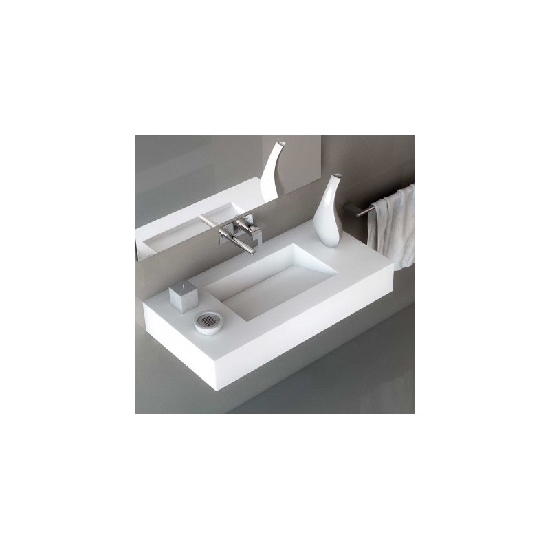 Sink Silestone Armony Solid Surface Bowl