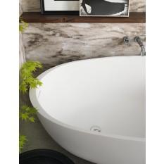 Badewanne aus Corian® von DuPont™ Freestanding Delight