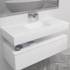 Waschtisch Corian® Nevada