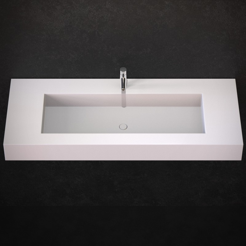 vasque corian indiana lavabo solid surface. Black Bedroom Furniture Sets. Home Design Ideas